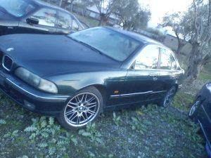 BMW E39 96-02
